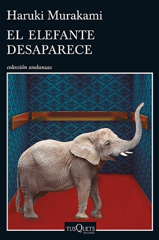 elefante desaparece murakami